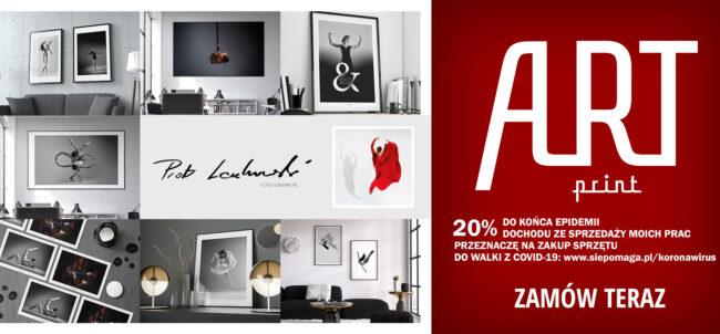 Art Print - 20 % COVID19